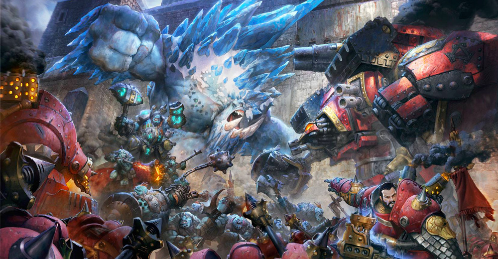 Warmachine & Hordes Einsteiger Guide